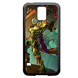 Viktor-002 League of Legends LoL For Case Samsung Galaxy Note 2 N7100 Cover - Hard Black
