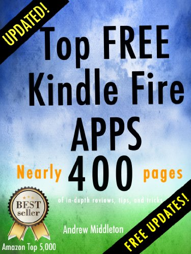 Top Free Kindle Fire Apps (Free Kindle Fire Apps That Don't Suck Book 10) (Best Tablet 2019 For Reading)