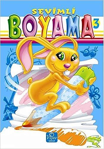 Sevimli Boyama 3 Kolektif 9786056491474 Amazon Com Books