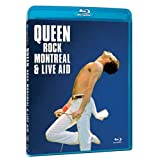 Queen Rock Montreal and Live-Aid