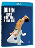 Queen Rock Montreal and Live-Aid [Blu-ray]