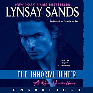 The Immortal Hunter Audiobook