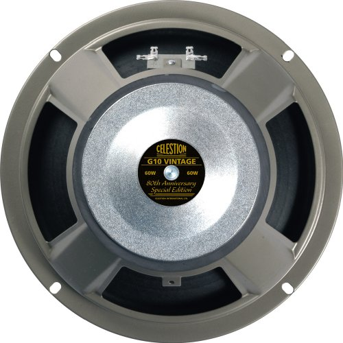Celestion G10 Vintage Guitar Speaker, 8 Ohm 120w 8 Ohm Guitar