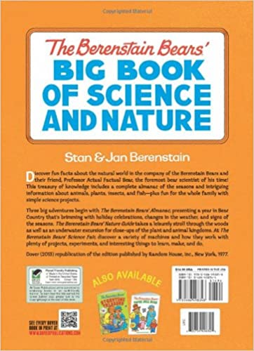 The Berenstain Bears' Big Book of Science and Nature (Dover ...