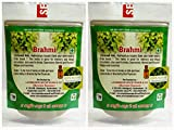 100% Natural Brahmi Herbal Powder/hydrocotyle asiatica 100Gr (Pack Of 2)