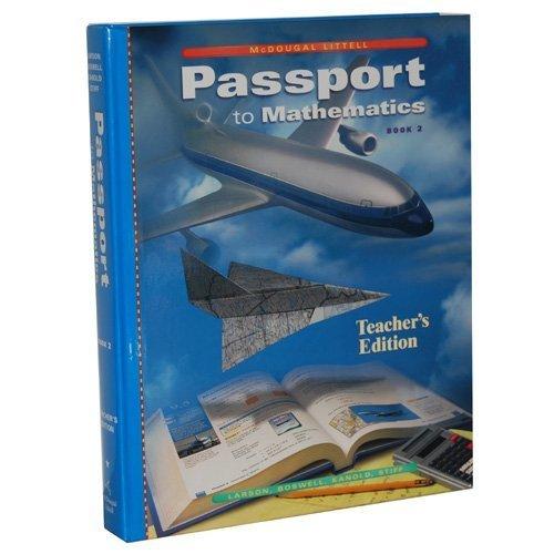 Passport to Mathematics Book 2 (Teacher's Edition) (2002)