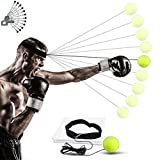 Punch-A-Ball Boxing Ball - For Fight Reflex & Speed