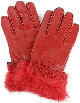 Alpine Swiss Womens Leather Gloves