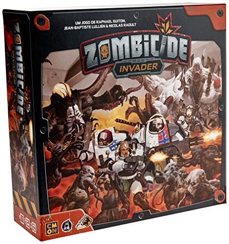 Zombicide Invader, Galápagos Jogos, ZOM301