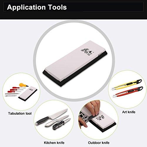 Grinder Double Side Grit Professional Knife Sharpener 8000