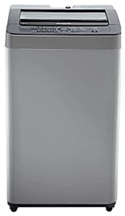 Panasonic 6.2 kg Fully-Automatic Top Loading Washing Machine (NA-F62B7MRB, Middle Free Silver)