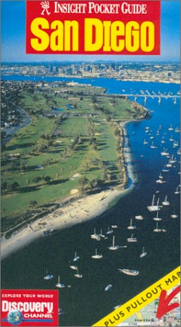 San Diego with Map (Insight Pocket Guide San Diego)