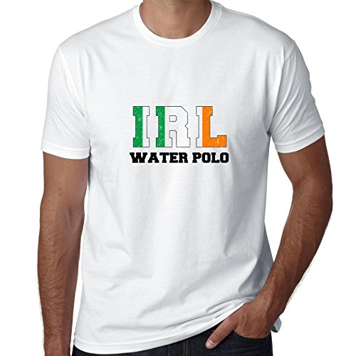 Water Polo Olympics - Hollywood Thread Ireland Waterpolo - Olympic Games - Rio - Flag Men's T-Shirt