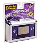 Clear Top Aluminum Case for Game Boy Advance