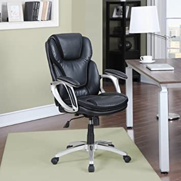 Genial True Innovations Black Puresoft Manager Chair