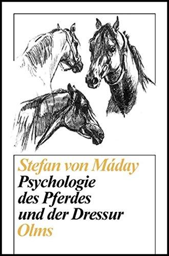 Psychologie des Pferdes und der Dressur (Documenta Hippologica)