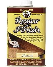 Howard Products RF1016 Restor-A-Finish, Neutral - 470ml