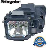 For POA-LMP116 / 610 335 8093 Compatible Projector Lamp with Housing for Sanyo PLC-ET30L / PLC-XT35 / PLC-XT35L; Eiki LC-SXG400 / LC-SXG400L / LC-XG400 / LC-XG400L; Christie LX500 by Mogobe