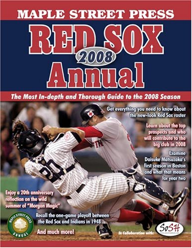 - Maple Street Press Red Sox Annual 2008