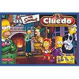 Hasbro Simpsons Cluedo