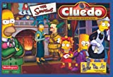 The Simpson's Cluedo Board Game
