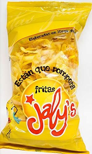 PATATAS FRITAS JALYS CAJA 4 BOLSAS 450 GR. (ARTESANA ...