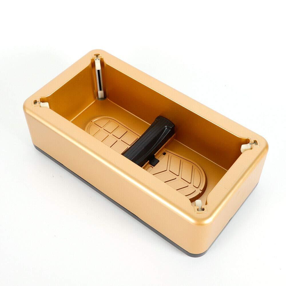 Automatische Schuhh/üllenspender Schuhabdeckung Dispenser /Überschuh Maschine,200pc Wegwerfplastikschuh-Abdeckung