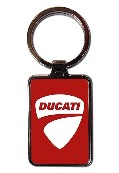 Capricci Italiani - Llavero para Moto Ducati: Amazon.es ...