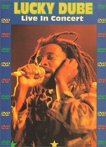 Lucky Dube - Live in Concert by Shanachie