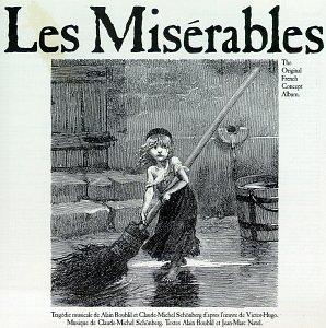 Les Miserables - The Original French Concept Album by Relativity