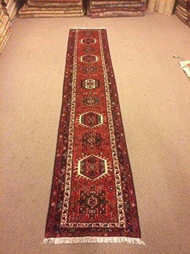 2.5x12.10 Feet Narrow Rug Runner Ethnic Rug Runner Vintage Aisle Rug Corridor Rug Hallway Carpet Kitchen Rug.Code:P654