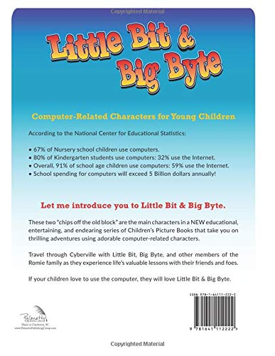 Little Bit Big Byte A Day At The Beach Craig T Feigh Patrick