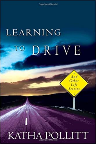 learning to drive movie tie in edition pollitt katha