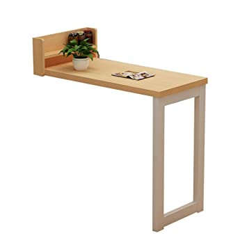 Amazon.de: Laptop-Schreibtisch Wandtisch klappbar   Kaffee Bartisch ...