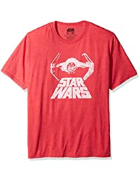 Star Wars Men's Bat Fighter T-Shirt