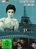 The Last Time I Saw Paris - Elizabeth Taylor - Van Johnson *** Europe Zone ***