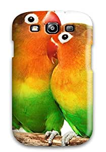 AbEvrYU1144nhDwV Case Cover Protector For Galaxy S3 Parrot Case by supermalls