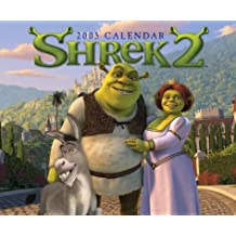 Shrek 2: 2005 Wall Calendar