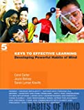 img - for Keys to Effective Learning: Developing Powerful Habits of Mind (5th Edition) book / textbook / text book