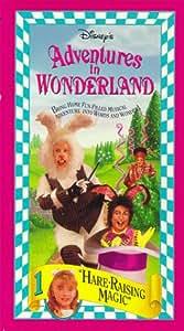 Amazon Com Disney S Adventures In Wonderland Vol 1