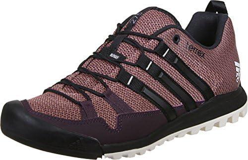 adidas Terrex Solo Women's Walking Shoes SS16, Black, 10