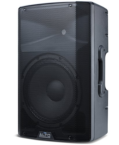 Alto Professional TX212 – 600-Watt 12-Inch 2-Way Powered Loudspeakers With Active Crossover, Performance-Driven Connectivity and Integrated Analogue Limiter