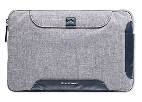 Brenthaven Collins Sleeve Plus with Dedicated Pockets Designed for  Microsoft Surface Pro 4 for Commercial, Business and Office Essentials –  Cloud,