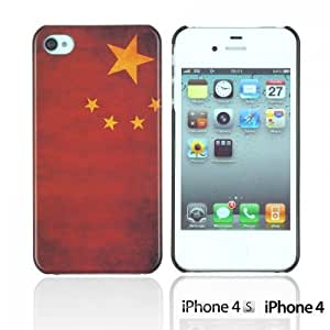 OnlineBestDigital - Vintage National Flag Hard Back For Samsung Galaxy S6 Case Cover - China