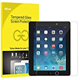 JETech iPad 2 3 4 Screen Protector Tempered Glass Screen Protector Film for Apple iPad 2/3/4 (Oldest iPad Models) - 0337