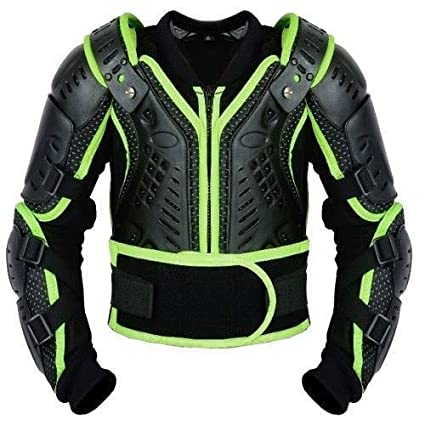 Kids Motorbike Body Armours Motorcycle Gear Armors Motorcross Bikes Guard CE Approved Child Protection Jacket Year 8