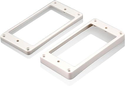 Set de Vanson curvado Base de montaje anillos para Epiphone Les ...