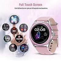 GOKOO Smartwatch Mujeres Hombres Reloj Deportivo Impermeable ...