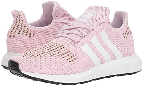 core Shoes US black Women's white Originals 5 M pink W 9 adidas aero Swift Running Cz1zfn