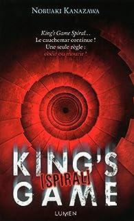 King's Game Spiral par Nobuaki Kanazawa
